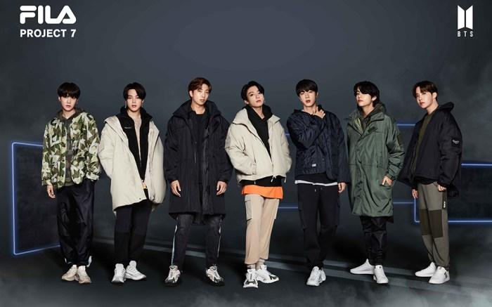 BTS Fila Project 7