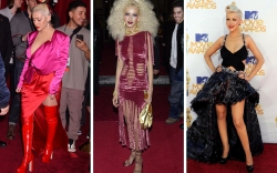 Christina Aguilera's Best & Boldest Looks