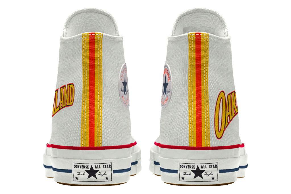 Converse x NBA City Edition Custom Chuck 70 by Draymond Green, converse, draymond green, chuck 70, city