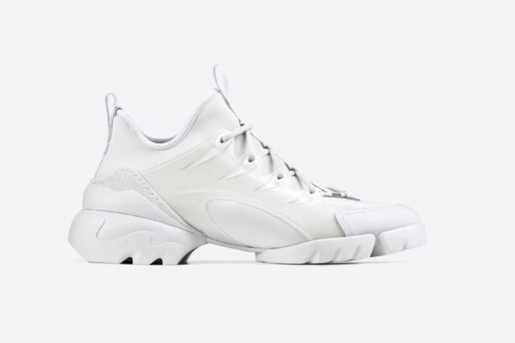 dior d connect sneaker, dior sneakers, designer sneakers