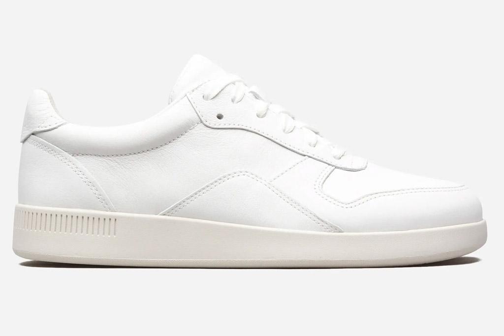everlane, sneakers, white