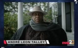 Andre Leon Talley FNAA 2020 Ugg