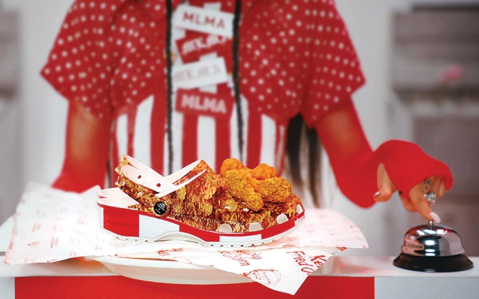KFC Crocs Clogs