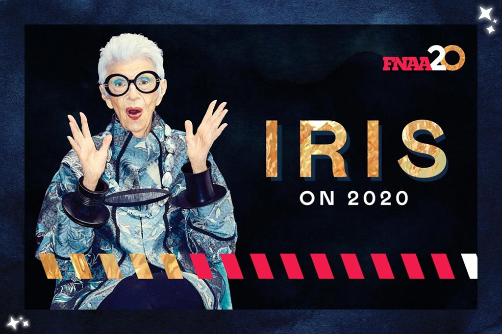 Iris Apfel FNAA 2020
