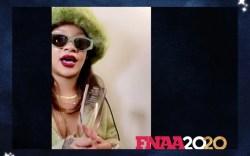 Rihanna, FNAA, Footwear News