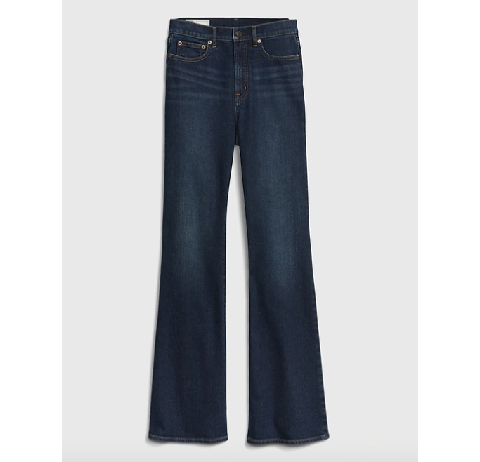 gap-high-rise-flare-jeans