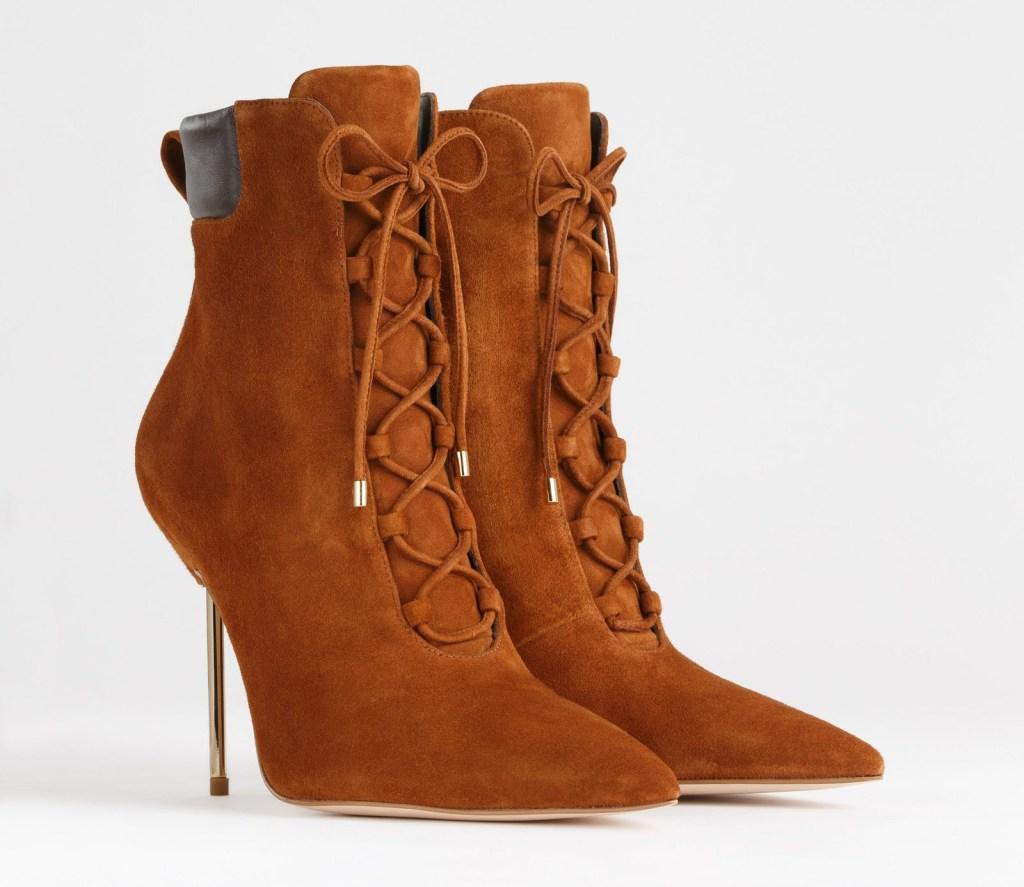 good american, boots, booties, heels