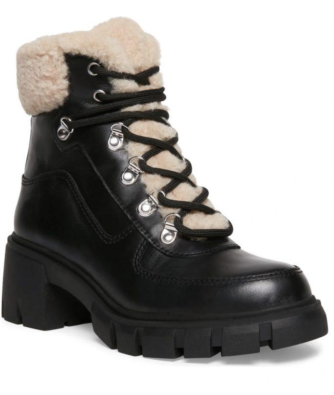 Steven New York Henlie Combat Boot
