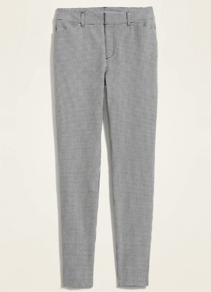 Old Navy High-Waisted Patterned Pants