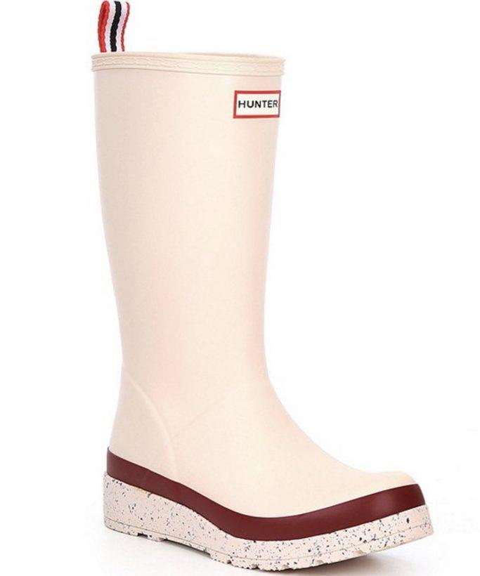 Hunter Speckle Rain Boots