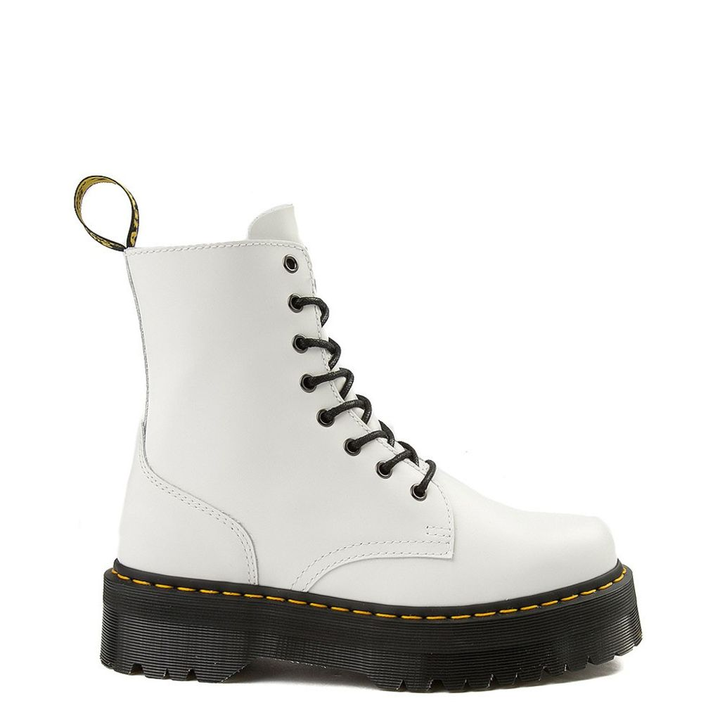 dr. martens, dr. martens jadon boot, lug sole boot, platform boot, 2020 fashion trends