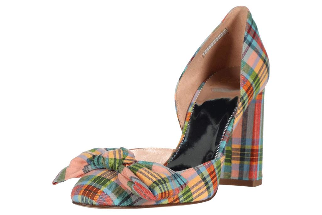 pumps, plaid, checkered, heels, jcrew