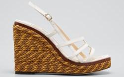 jimmy choo sandal, bergdorf goodman designer