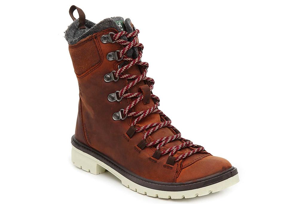 snow boots, kamik