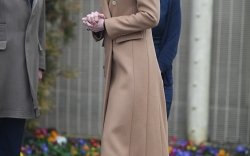 The Duchess of Cambridge visits HMP Send