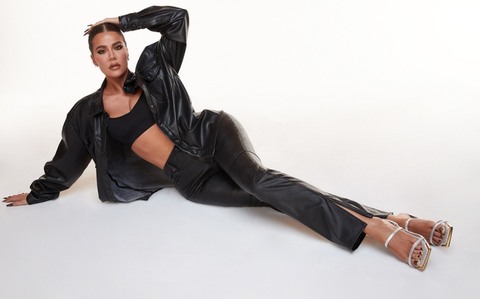 Khloe Kardashian, Good American, Shoes