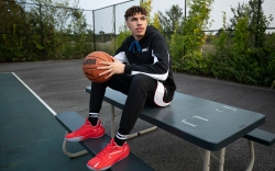 LaMelo Ball Puma RS-Dreamer Blood, Sweat