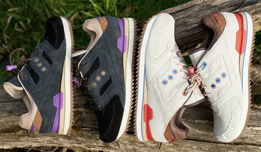 Lapstone & Hammer Saucony Two Rivers Courageous Moc