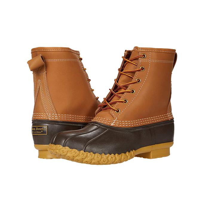 """L.L. Bean Bean Boots, 8"""" Gore-Tex"""