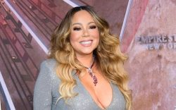Mariah Carey Lights The Empire State