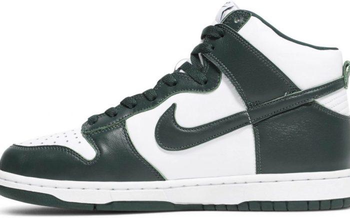 Nike Dunk High SP 'Spartan Green'
