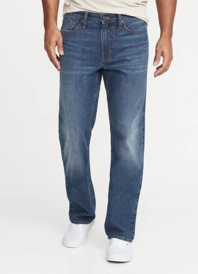 Old Navy Loose Rigid Jeans