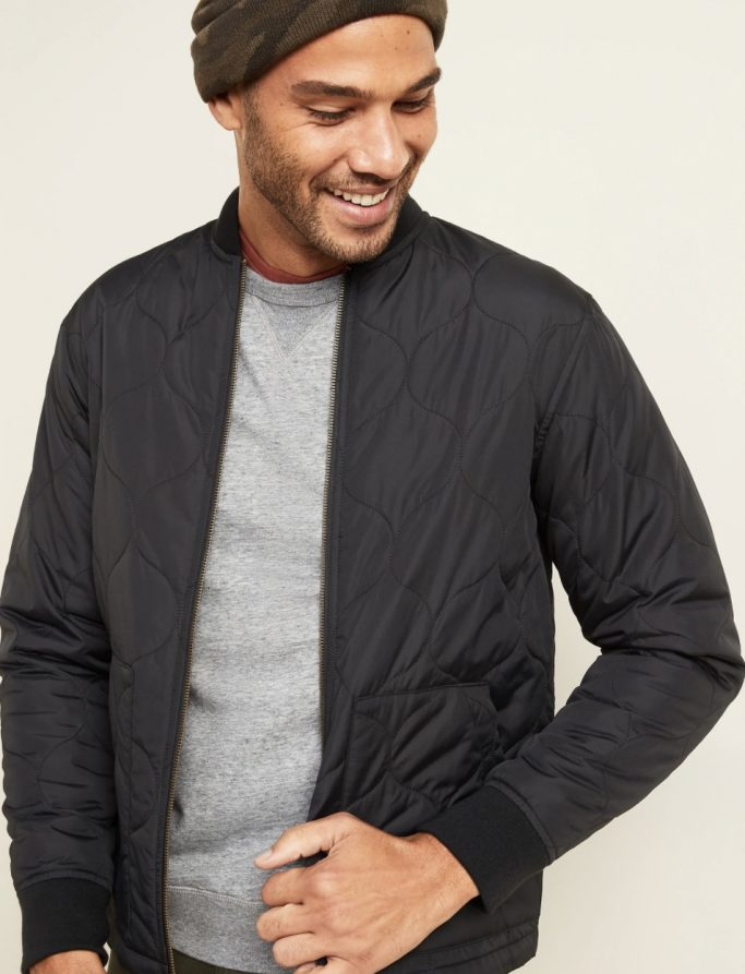 Old Navy Quilted Liner Jacket