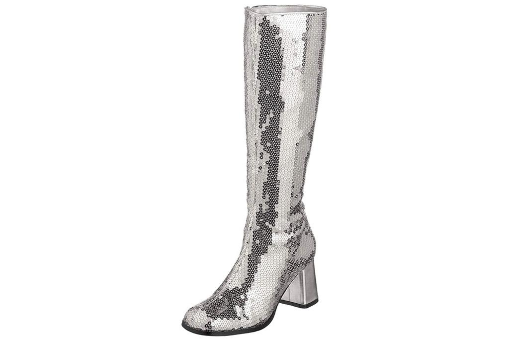 platform boots, pleaser