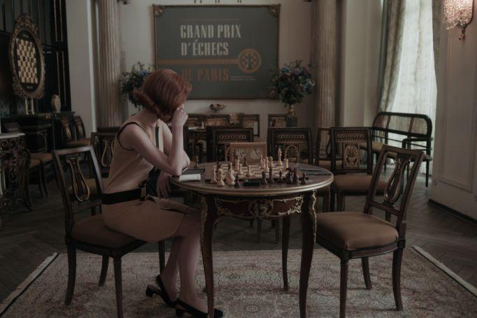 queens-gambit-shift-dress