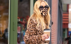 Rachel Zoe steps out in her
