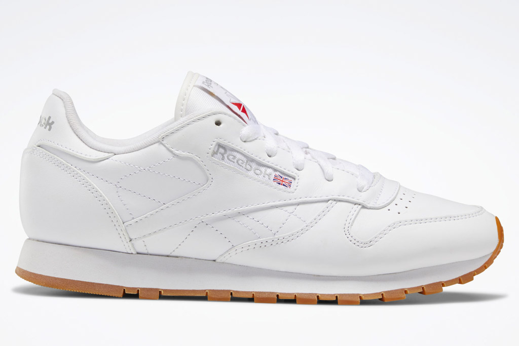 reebok, classic, leather