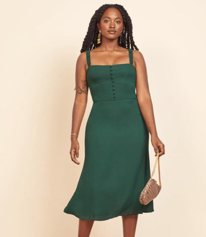 Reformation Camari Dress
