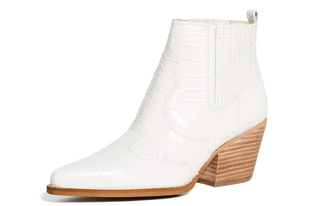 white boots, cowboy boots, sam edelman
