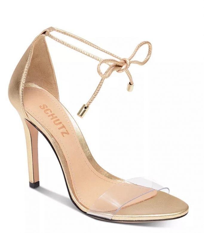 Schutz High Heel Sandals
