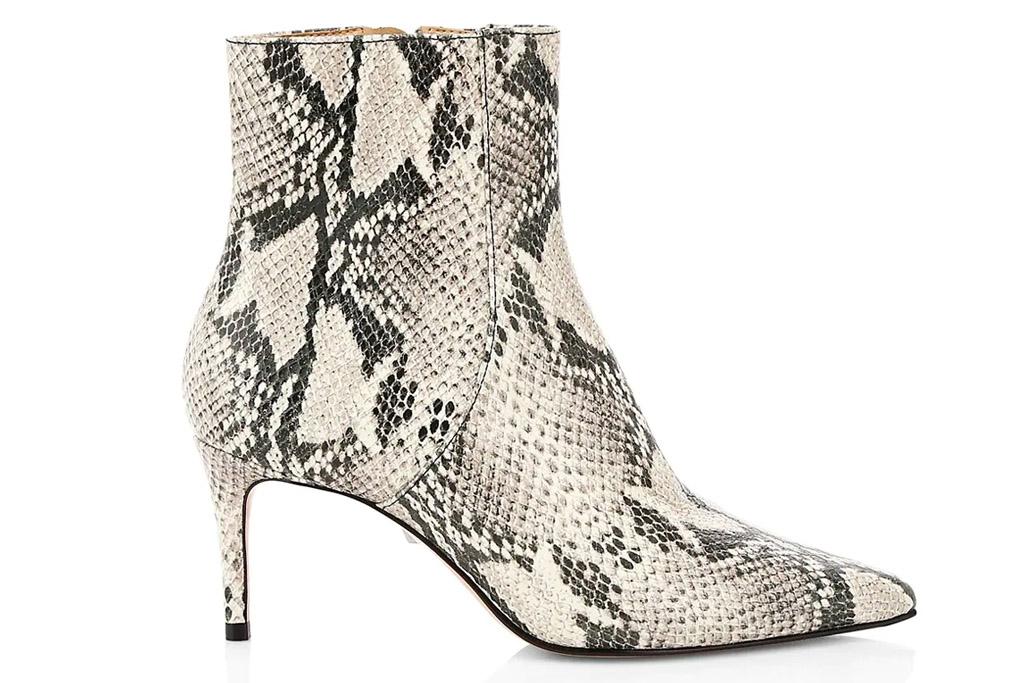 snakeskin boots, boots, schutz