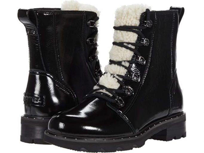 Sorel Lennox Lace Cozy Boots