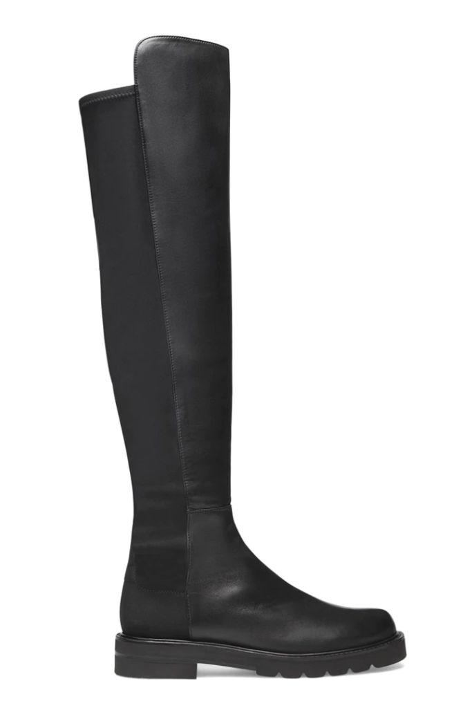 stuart weitzman, stuart weitzman boots, stuart weitzman 5050 boot, boot trends, boots, fashion trends, 2002 boot trends