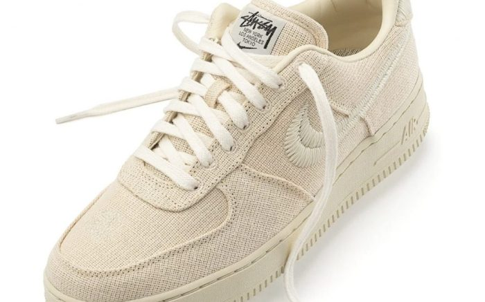 Stüssy & Nike Air Force 1