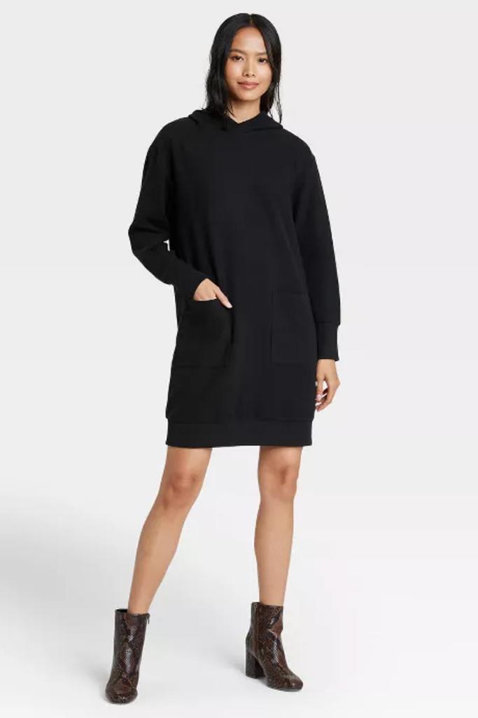 target hoodie dress, oversized hoodie dress, sweater dress