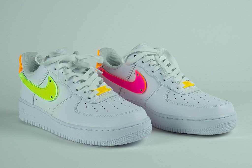 TBD Multi Color Thermoformed Acrylic AF1
