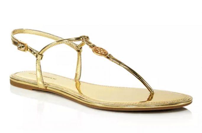 Tory Burch T-Strap Sandals