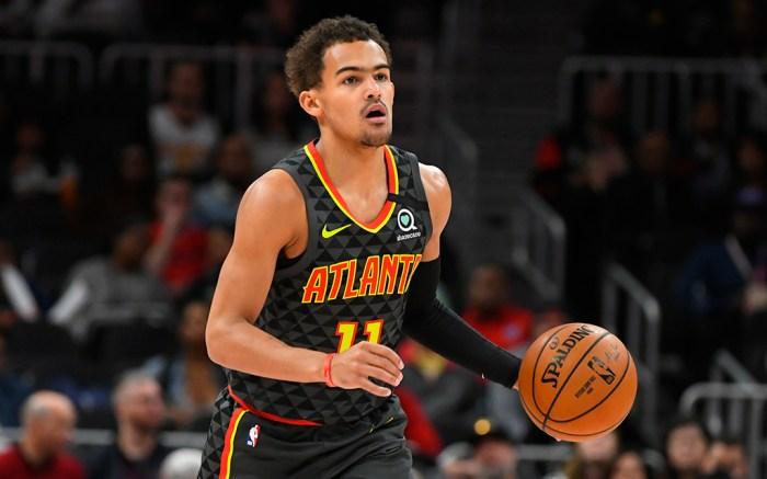 Adidas Atlanta Hawks Trae Young