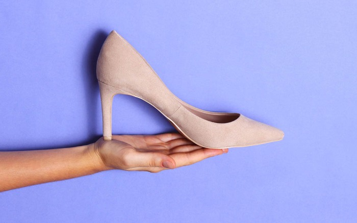 average womens shoe size, shoes, high heels