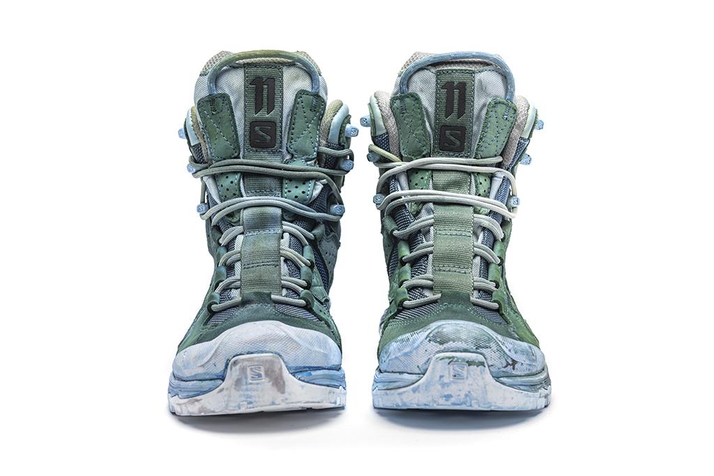 11 by Boris Bidjan Saberi x Salomon Advanced Boot 2 GTX
