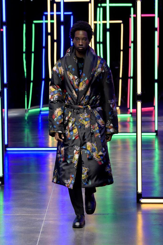 fendi, fendi fall 2021, fendi men's, menswear, fendi shoes, fall 2021 menswear, 2021 fashion