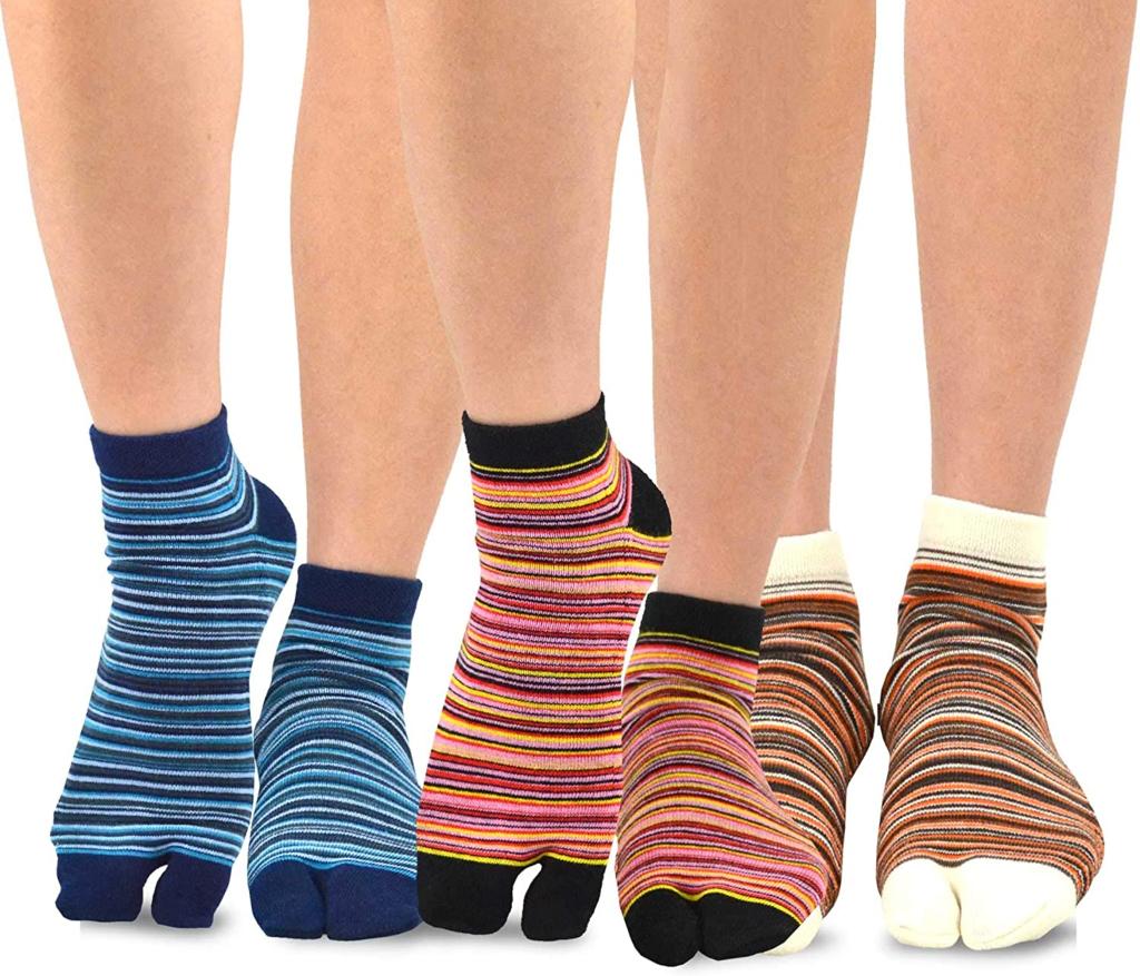 teehee tabi socks