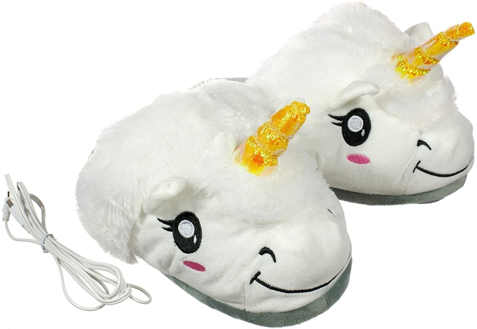 calming covers heated slippers