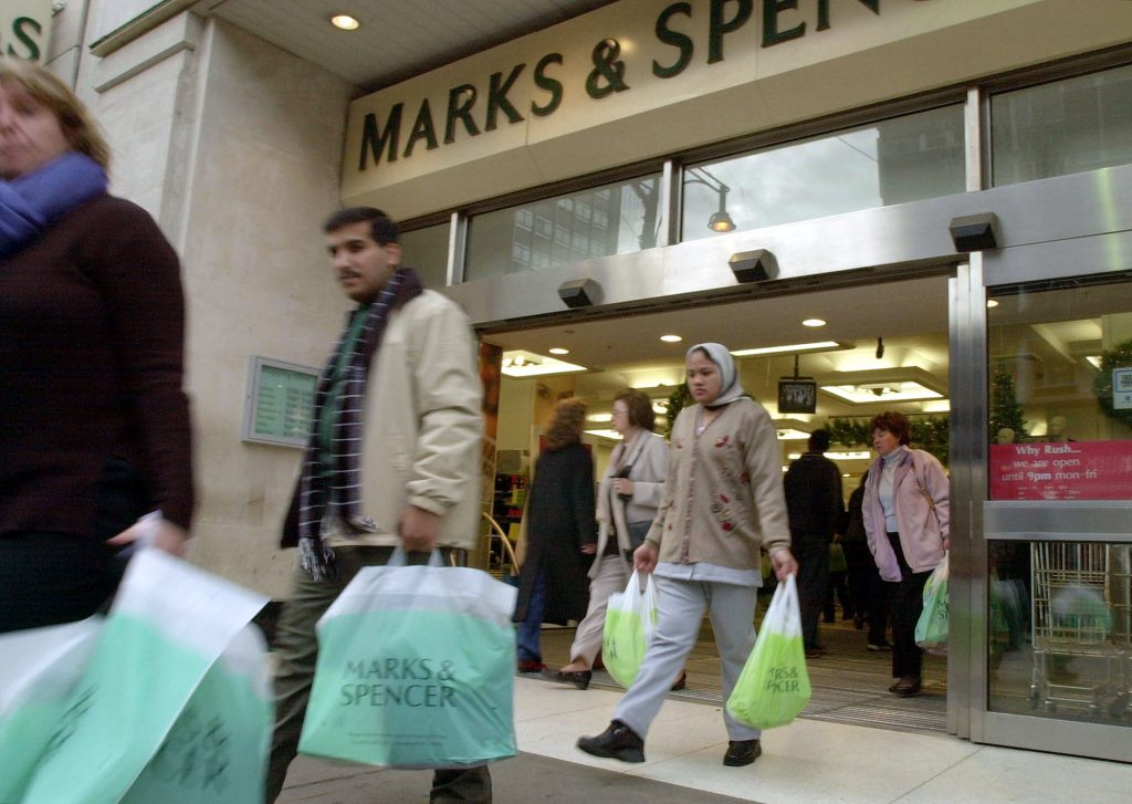 Marks And Spencer Snaps Up Jaeger But Deal Doesn T Include 76 Stores Idae News