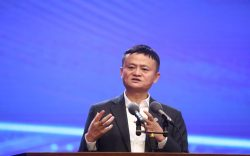 Jack Ma, or Ma Yun, the