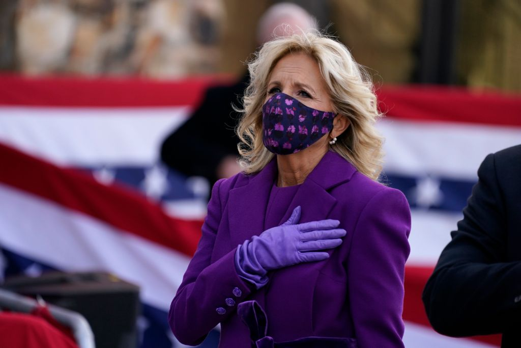 jill biden, first lady fashion